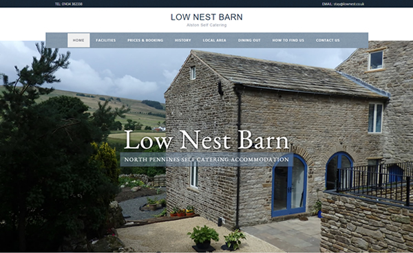 Low Nest Barn
