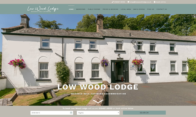 Low Wood Lodge