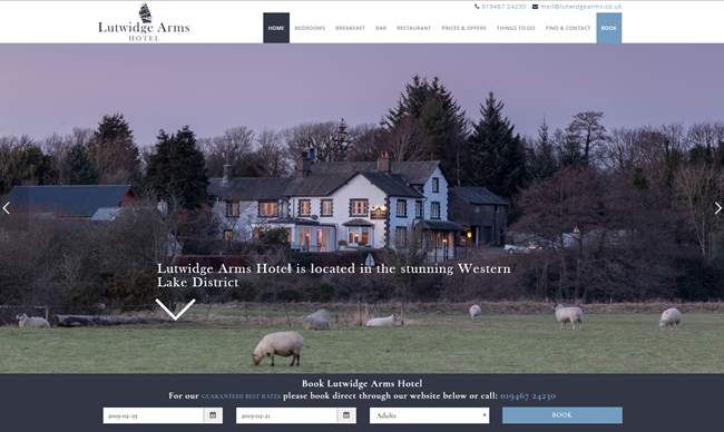 Lutwidge Arms Hotel