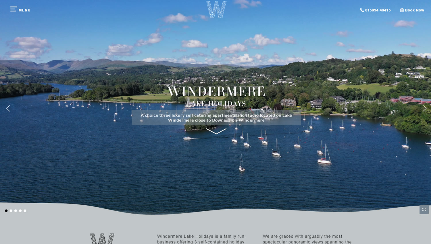 Windermere Lake Holidays